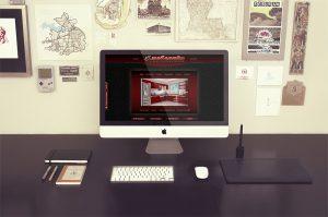 Разработка сайта элитной мебели на заказ