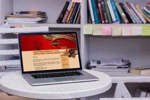 Разработка сайта торговой компании Максат