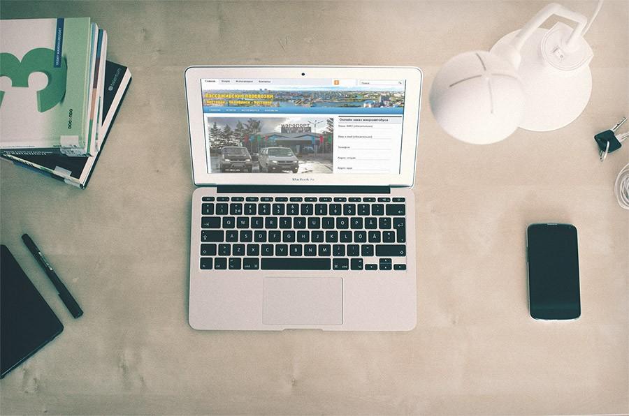 Разработка сайта перевозок в Костанае и в Челябинске