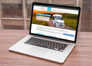 Разработка сайта Пассажирские перевозки из Костаная